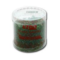 Azoo AZ99246 Glass Gravel - Green