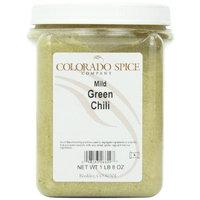 Colorado Spice Chili Pepper, Green Mild Powder, 24-Ounce Jar