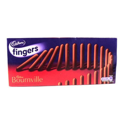 Cadbury Fingers Bournville Chocolate