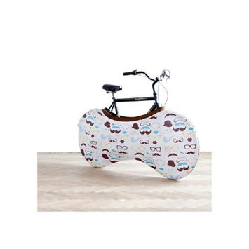 VeloSock Indoor Bicycle Cover Velo Sock, Keeps Your Home Clean, Tom Design