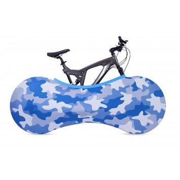 VeloSock Indoor Bicycle Cover Velo Sock, Keeps Your Home Clean, Ocean Design
