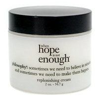 Philosophy When Hope is Not Enough Replenishing Cream (Dry/ Delicate Skin) 56.7g/2oz