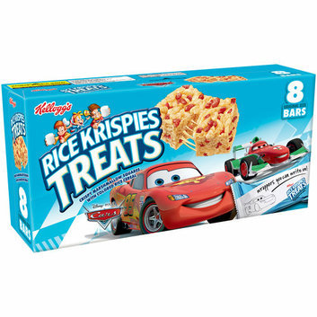 Kellogg's Disney/Pixar Cars Rice Krispies Treats