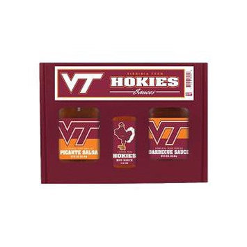 Virginia Tech Hokies Tailgate Pack Hot Sauce Harry's