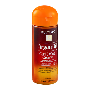 Fantasia Argan Oil Curl Define Creme Curly/Frizzy/Hair