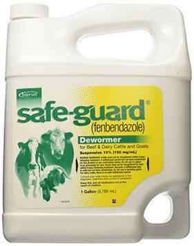 Durvet Intervet Safeguard Wormer Suspension White Gallon - 001-809793