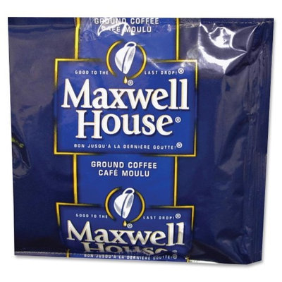 Maxwell House Coffee, 1.5 Oz. Pouches, Box Of 42