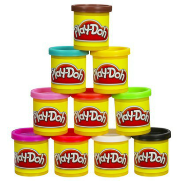 Play-Doh Case of Colors