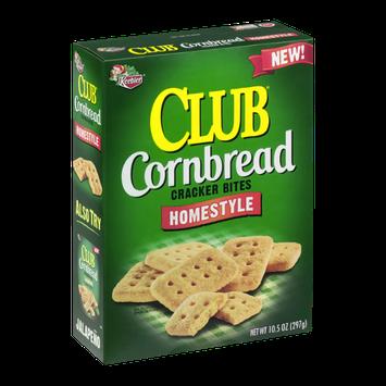 Keebler Club Cornbread Cracker Bites Homestyle