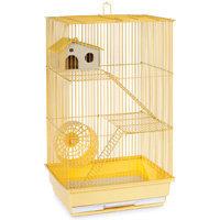 Prevue Pet Products Three Story Yellow Hamster/Gerbil Cage SP2030Y