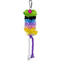Prevue Pet Products Calypso Creations Straw Stack
