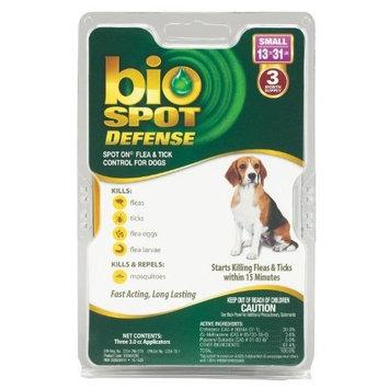 Bio Spot Defense Spot on Flea and Tick Dogs