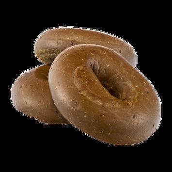 Fresh Bakery Bagels Pumpernickel - 3 CT