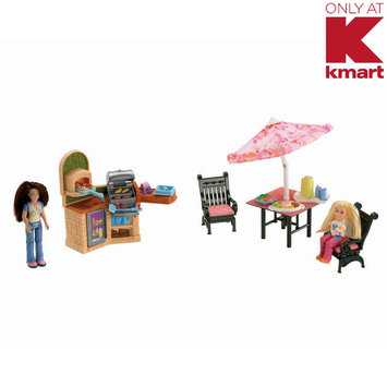Fisher-Price Loving Family Outdoor Fun Combo Pack - KMART EXCLUSIVE!