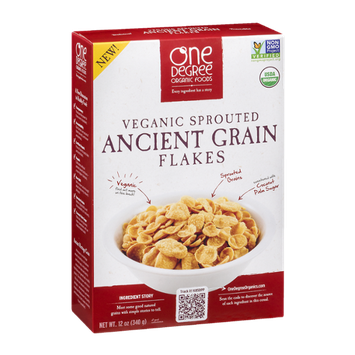 One Degree Organic Foods Ancient Grain Flakes