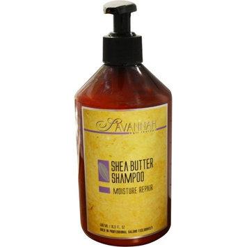 Savannah Hair Therapy Shea Butter Moisture Repair Shampoo