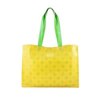 Jacki Design AHL38025YL Cosmopolitan Tote Bag Yellow