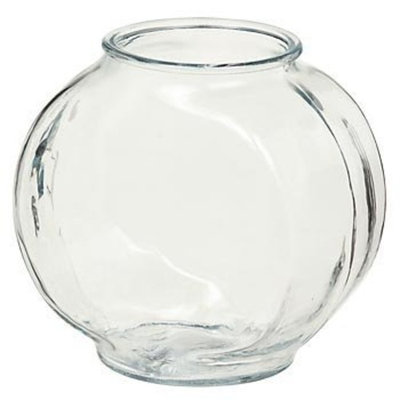 Anchor Hocking Classic Drum Style Fish Bowl 1/2 Gallon