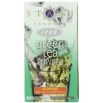Stash Tea Green Iced Tea Powder