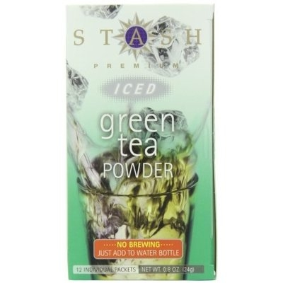 Stash Tea Company Stash Tea Unsweetened Green Iced Tea Powder