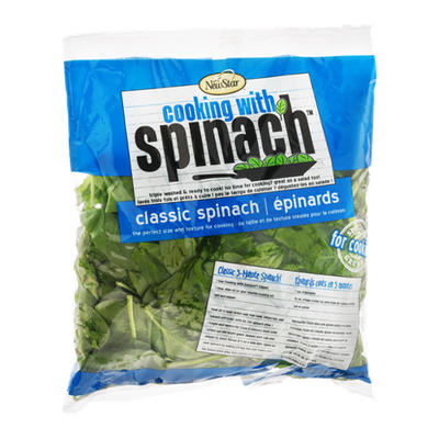 NewStar Cooking with Spinach Classic Spinach