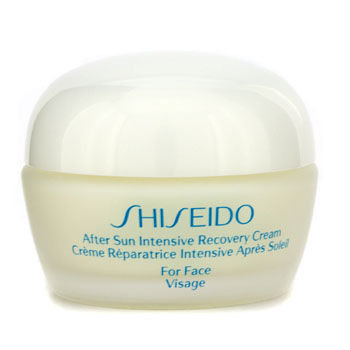 Shiseido - After Sun Intensive Recovery Cream (For Face) 40ml/1.4oz