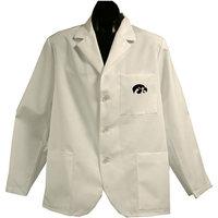 Gelscrubs NCAA Big Ten - Short White Labcoat