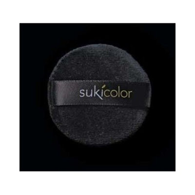 Suki Clinically-proven Natural Solutions Suki cream color applicator/ puff