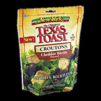 New York The Originial Texas Toast Cheddar Bacon Croutons