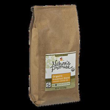 Nature's Promise Organics Organic Breakfast Blend Ground Coffee