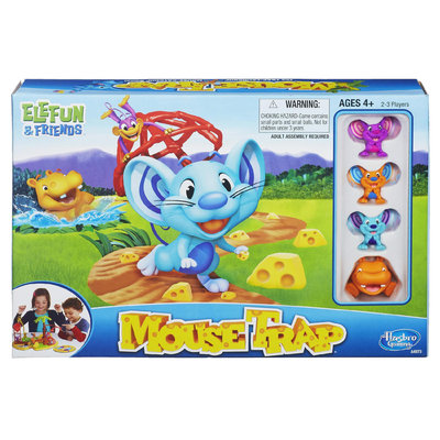 Hasbro HASBRO Mousetrap Game