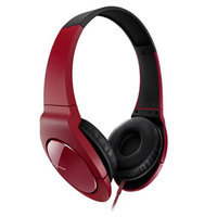 Pioneer Home DJ On Ear Headphones Extreme Bass - Red