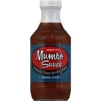 Mumbo Jumbo Argia Bs Mumbo Sauce Original Sauce, 18 oz, - Pack of 6