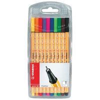 Stabilo Point 88 Pen Sets wallet set set of 10