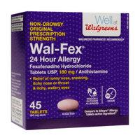 Walgreens Wal-Fexo 180mg