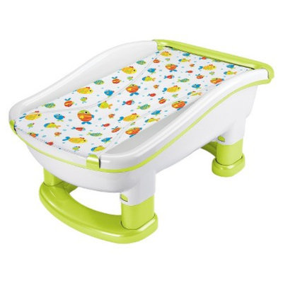 Baby's Journey Perfect Height Tub Go Fish