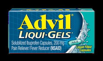 Advil® Liqui-Gels®