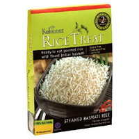 Kohinoor Rice Treat Ready To Eat Gourmet Rice Pilafs, Steamed Basmati Rice, 8.8-Ounce Pouches (Pack of 6)