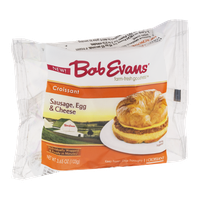 Bob Evans Croissant Sausage, Egg & Cheese