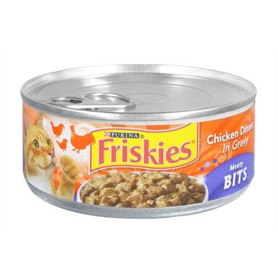 Purina Friskies Chicken Dinner In Gravy Meaty Bits Cat Food