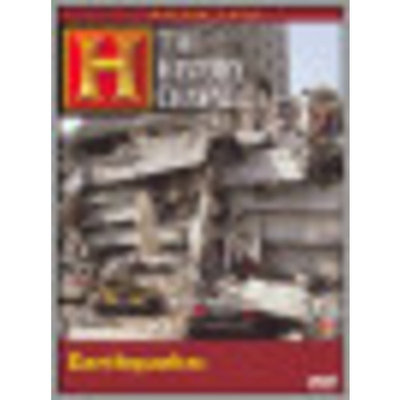 New Video Group Nature Tech: Earthquakes (DVD) (Black & White) (Eng) 2003