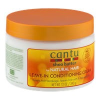 Cantu Shea Butter for Natural Hair Leave-In Conditioning Cream