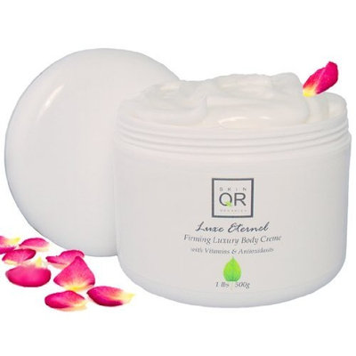 Skin Qr Organics Luxe Eternel Firming Luxury Body Creme, with Vitamins & Antioxidants, 1lbs