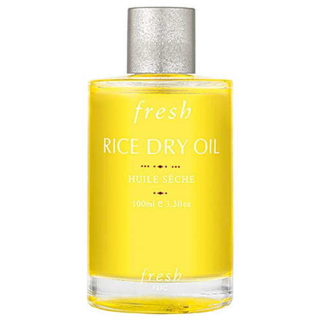 Fresh Rice Dry Oil