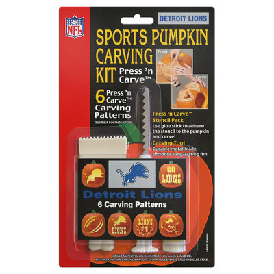 Topper 109862 Carving Kit - Lions