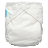 Charlie Banana Reusable Diaper 1 pack One Size - White