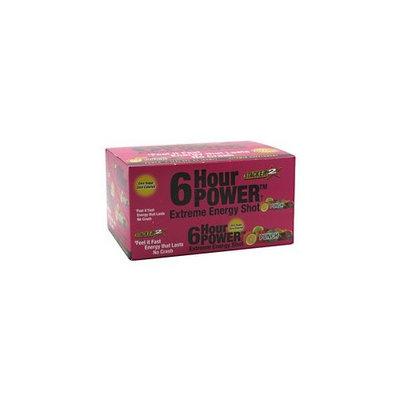 Nve Pharmaceuticals 6-HOUR POWER SHOT F/P 12/CS