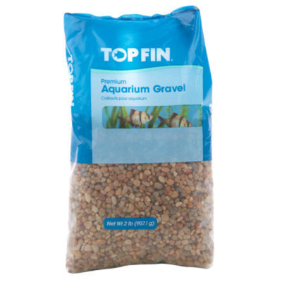 Top Fin Polished Premium Aquarium Gravel