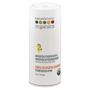 Nature's Baby Organics Silky Dusting Powder - 4 oz.