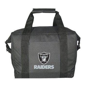 NFL Oakland Raiders Soft Sided Cooler